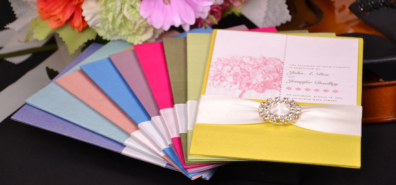 Real Silk Pocket Folios
