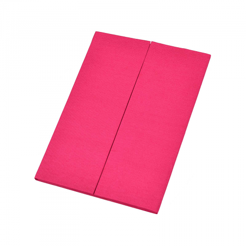 "4.75""x6.75"" Gatefold Silk Pocket Folios"