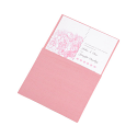 "4.75""x6.75"" Silk Pocket Folios"