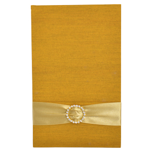 Pocket Folios with Embellishments in Gold