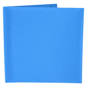 Silk Book Folios 6x6 inch in Blue