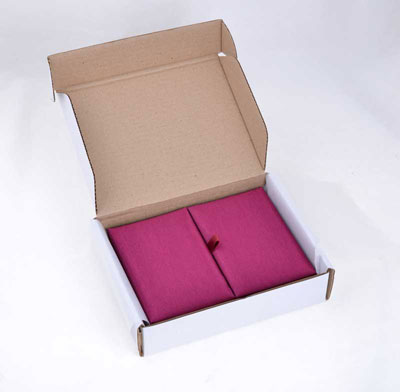 invitation box mailers