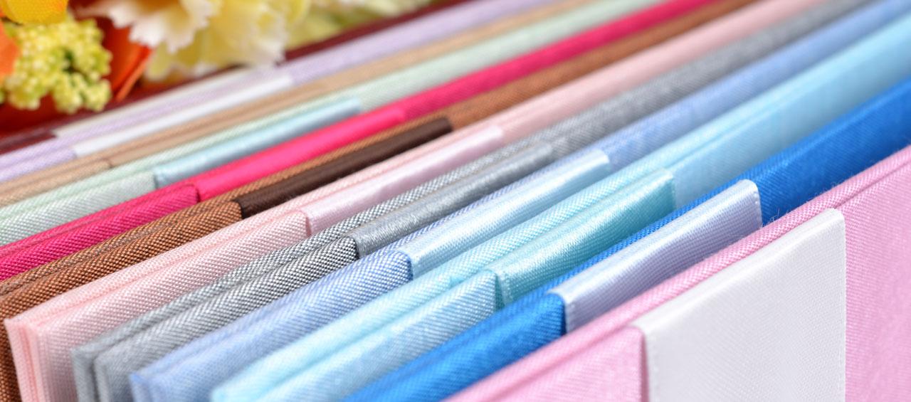 Embelllished Silk Pocketfolds