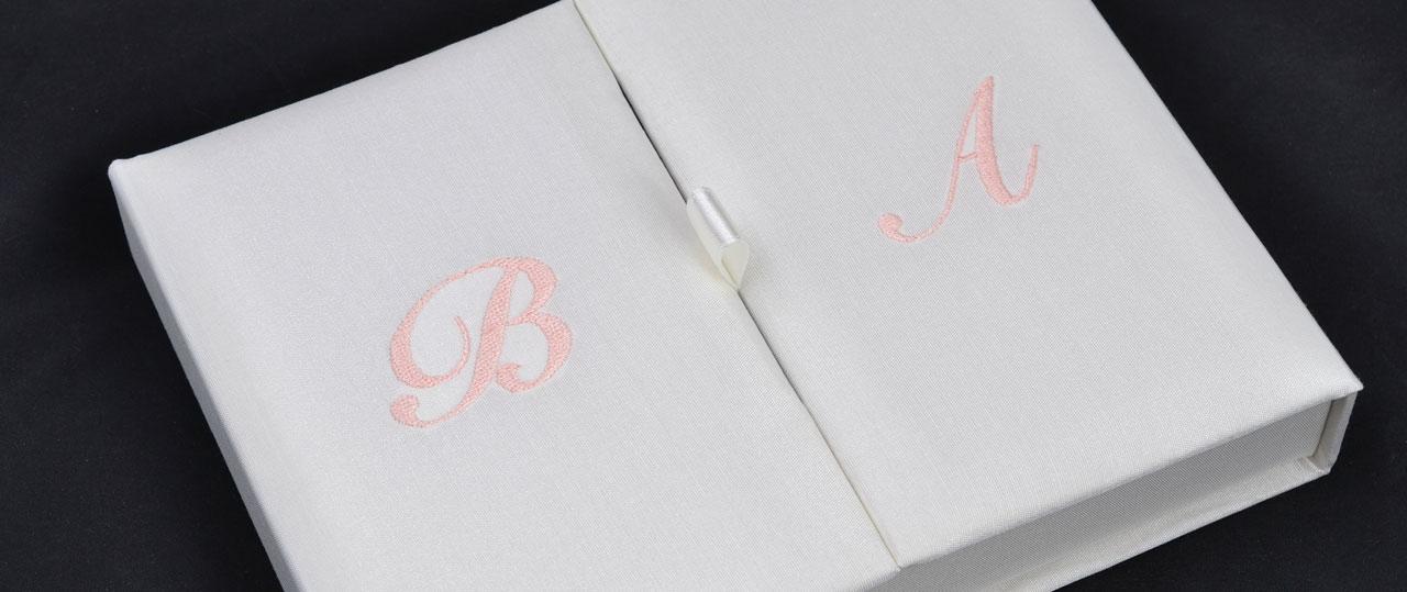 Personalized Wedding Invitations Gatefold Box