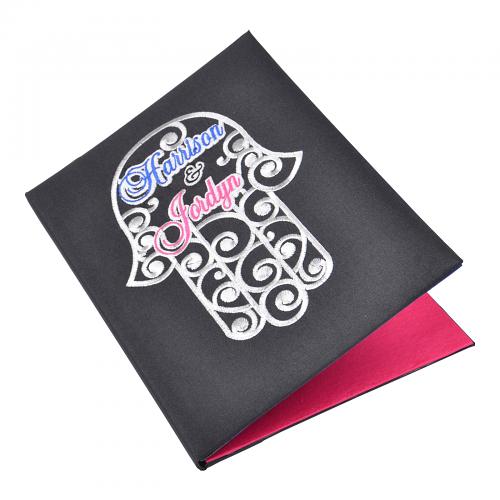 Silk Book Folios