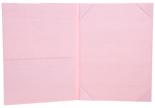 """6.5""""x9"""" Silk Book Folios"""
