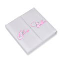 Gatefold Silk Invitation Box