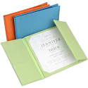 "7""x7"" Silk Book Folios"