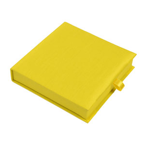 6x6x1 Invitation Box in Yellow