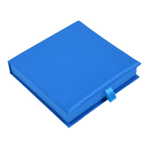 6x6x1 Invitation Box in Blue