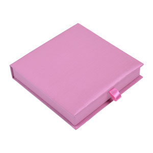 6x6x1 Invitation Box in Pink