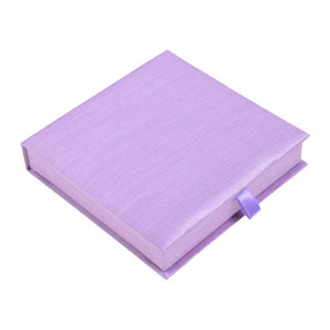 6x6x1 Invitation Box in Lilac